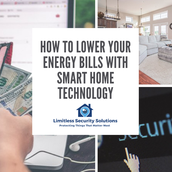 How to lower your energy bills with smart home technology