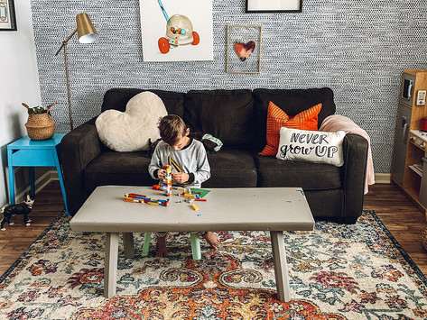 Playroom Makeover - Part 1