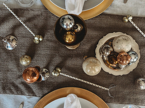 Ideas For An At Home New Year's Eve Party