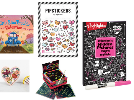 Kid's Valentine's Day Gift Guide
