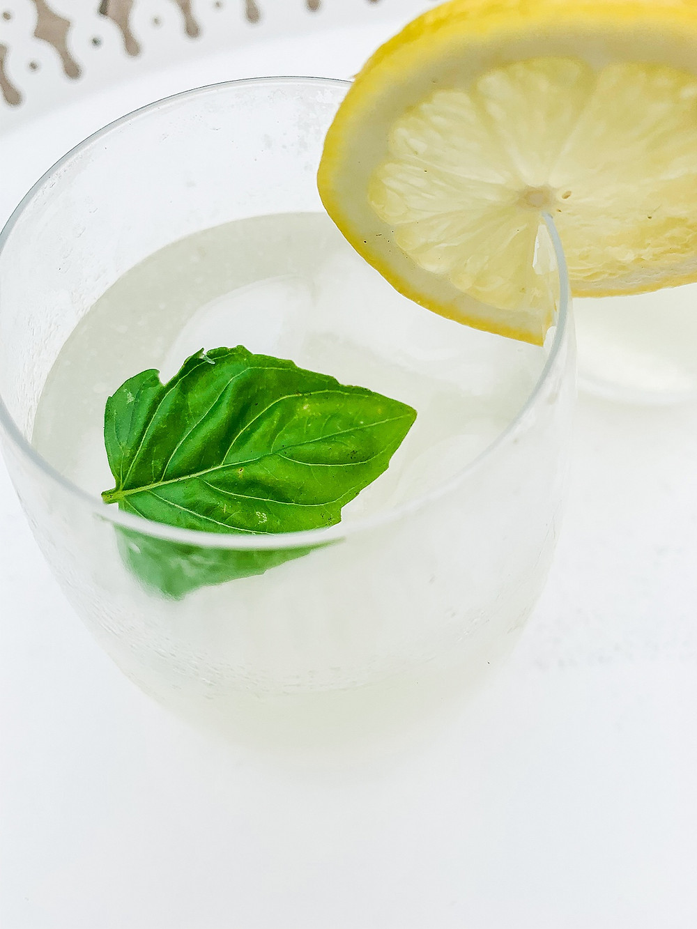 Hydration tips, drink more water, hydration benefits, fruit infused water, healthy recipes, how to drink more water, fruit and herb pairings, food blog, the rural legend, healthy tips, healthy living tips, healthy eating tips, soda substitutions, hydration ideas, infused water, flavored water, flavored water recipes, drink recipes, healthy drink recipes, lemon basil peppercorn