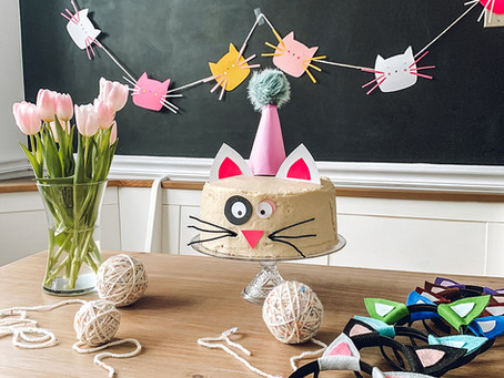 Cat Themed Party