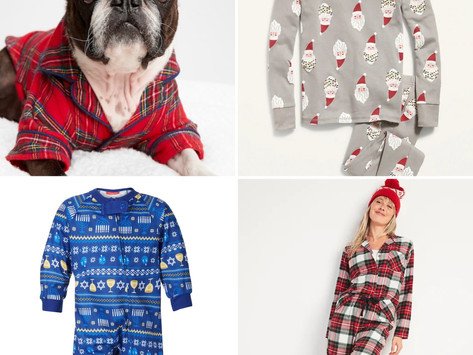 The best Family holiday PJ's of 2020
