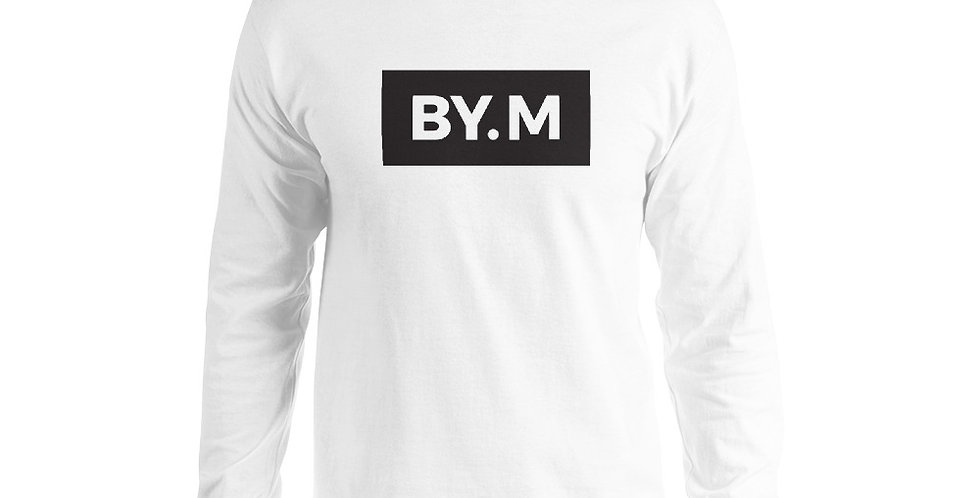 White long sleeve BY.M block
