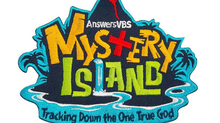 Mystery Island VBS