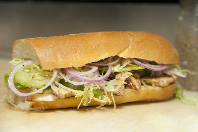Our Grilled Chicken Hero