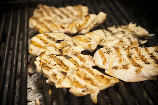 Grilled chicken!