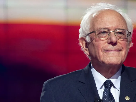 Bernie Sanders Transparent .PNG!