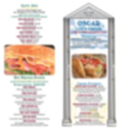 Millburn Deli, Oscars, Oscars, Millburn NJ, Deli, Restaurant, Food, Millburn Food, The Best, Food Near Me, Breakfast, Lunch, Dinner, Catering, Family, Millburn High School, burger, wraps, sloppy joes, subs, hoagies, giant joe's, greek, salads, sides