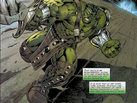 Monday Minute: Hulk On A Spaceship