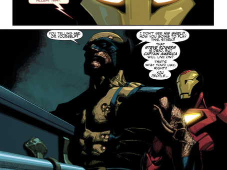 Monday Minute: Wolverine Has a Heart-to-Heart With Tony