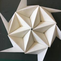 proto origami modules étoile