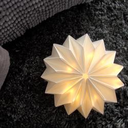 belle lampe origami