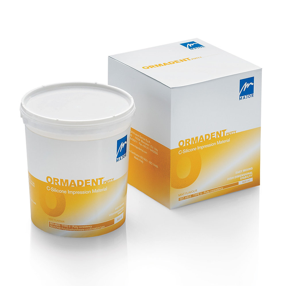 Ormadent Putty | Majordental com