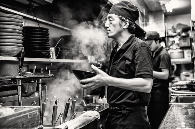 Chef of Tokyo, Japan