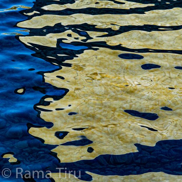 Water abstract 2, Kauaii