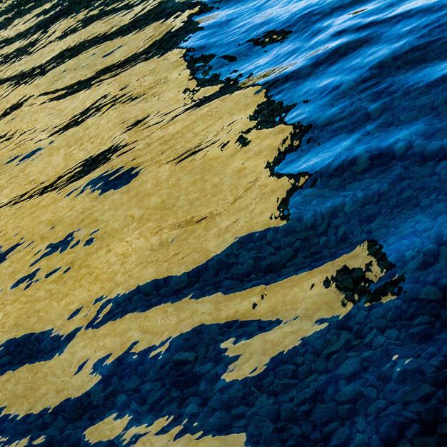 Water abstract, Kauaii
