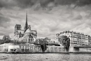 Notredam Cathedral, Paris, France