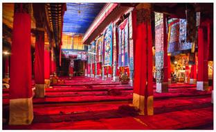 Drepung Monastary - Tibet
