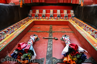 Looking up, Tibet