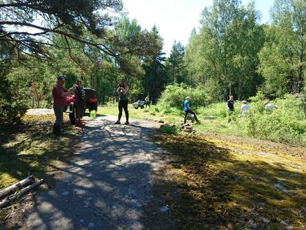 Vanhankylän niittotalkoot 13.6.2020