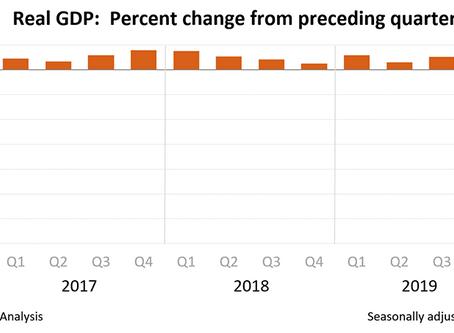 U.S. economy contracts 9.5% in Q2
