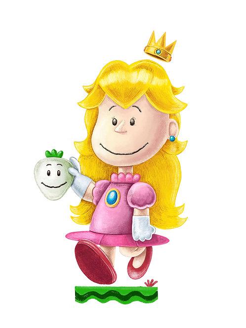 """8x10"""" Walnuts Princess Pink"""