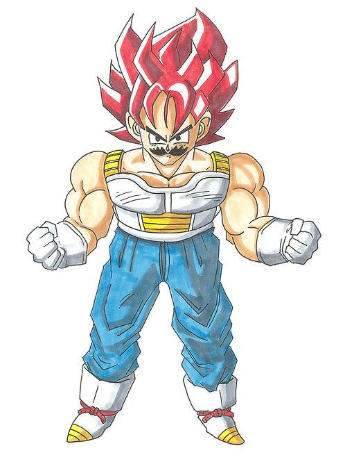 Goku Mario