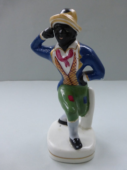 19thc. Staffordshire T.D.Rice as Jim Crow Ref. 3744