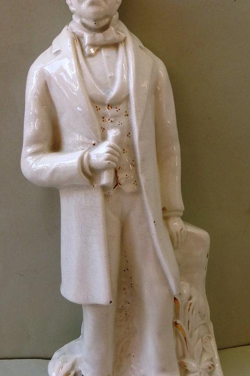 19THC.STAFFORDSHIRE OF WILLIAM EWART GLADSTONE
