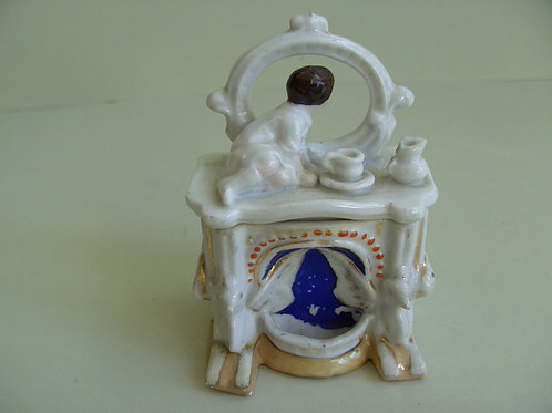 19THC CONTINENTAL FAIRING PIN BOX