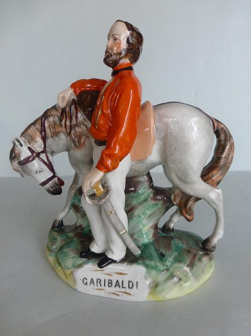 19thc. Thomas Parr Staffordshire of Garibaldi Ref #4171