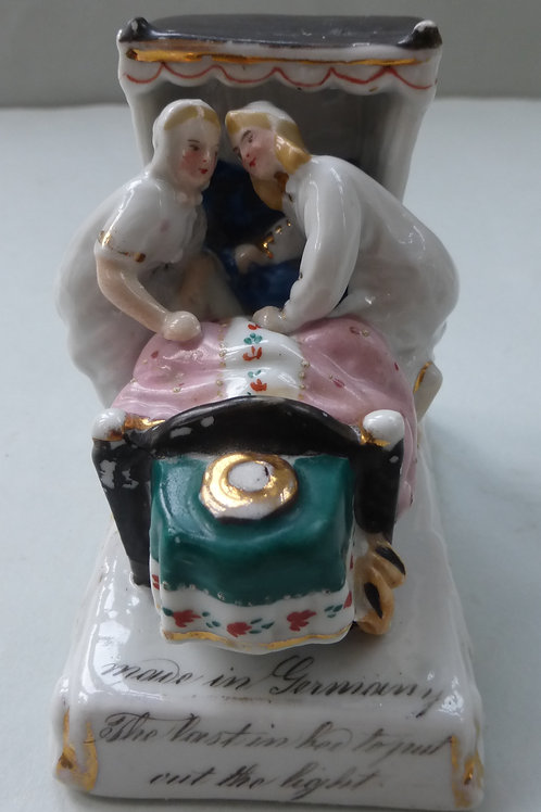 19THC FAIRING TITLED THE LAST IN BED PUTS OUT THE LIGHT CONTE & BOEHME