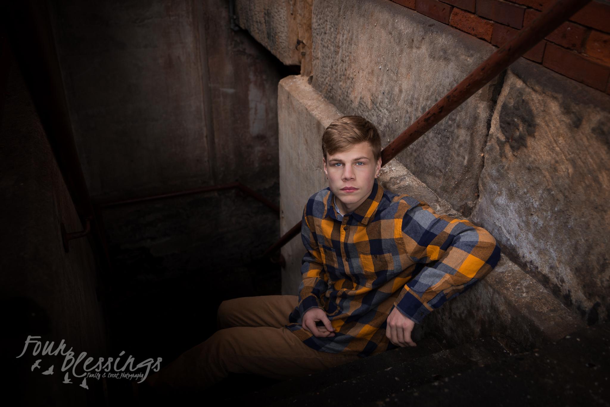 Senior Portrait Guy