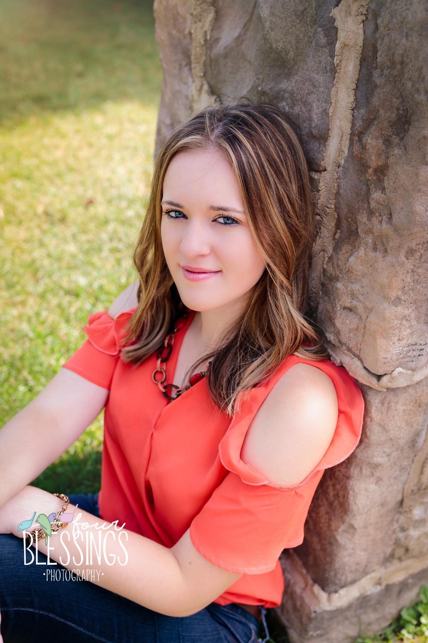 Senior Portrait Female