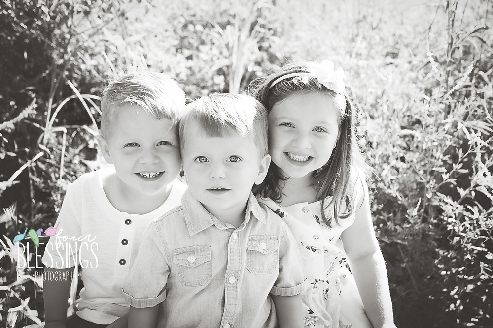 Nothing better than cousins...