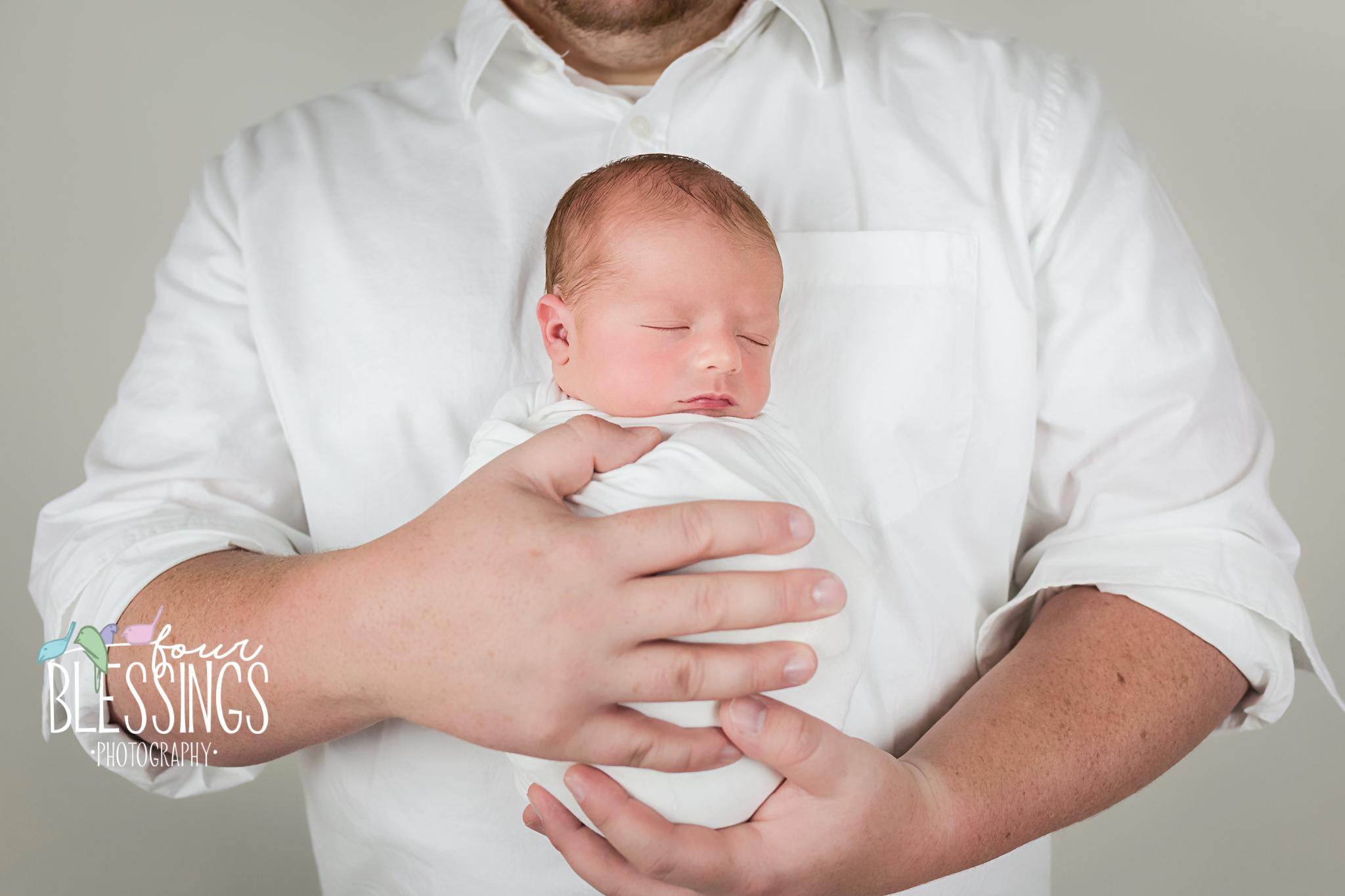 Dad & Baby