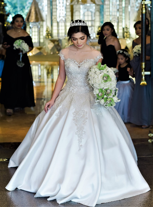 Edward Teng Bridal Gown for Rent | Wedding Gown Rentals Manila