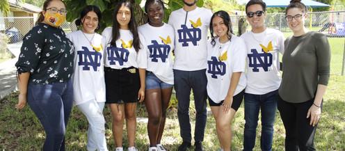 University of Notre Dame Balfour-Hesburgh Scholars Join MAC's College & Career Prep Summer Program