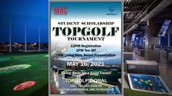 Student Scholarship TopGolf Tournament