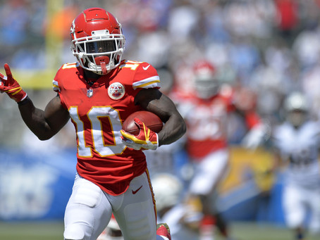 The Most Overrated and Underrated Wide Receivers/Tight Ends in Fantasy Football