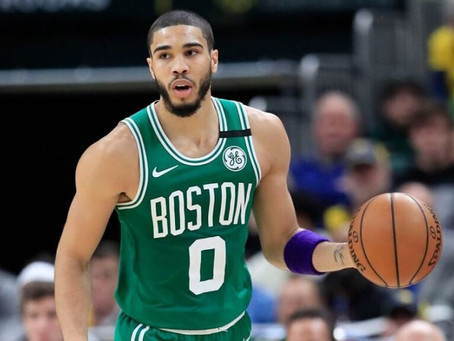 Jayson Tatum is Primed to Break Out At Disney