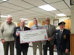 Legion Donation 2018