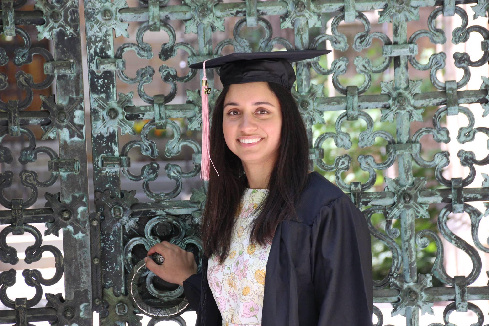 Graduation Yale MM'2015