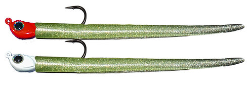 "Shallow Water Series 6"" Olive Metallic"