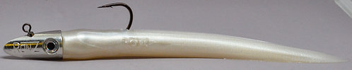 "10"" Big Game Series MHD - White Pearl (4oz)"