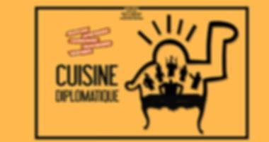 Cuisine Diplomatique poster
