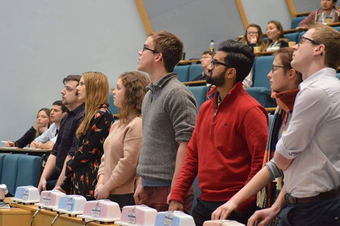 Keele National Inter-Medical School Surgical and Anatomy Challenge
