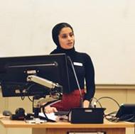 Sunna Ali - Clinical Presenter of Case Presentation 2018