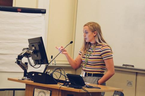 Sophie Taylor - Pre Clinical Presenter of Case Presentation 2018